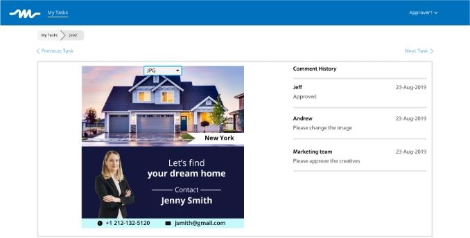 Real Estate site Image